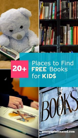 Find free books for kids