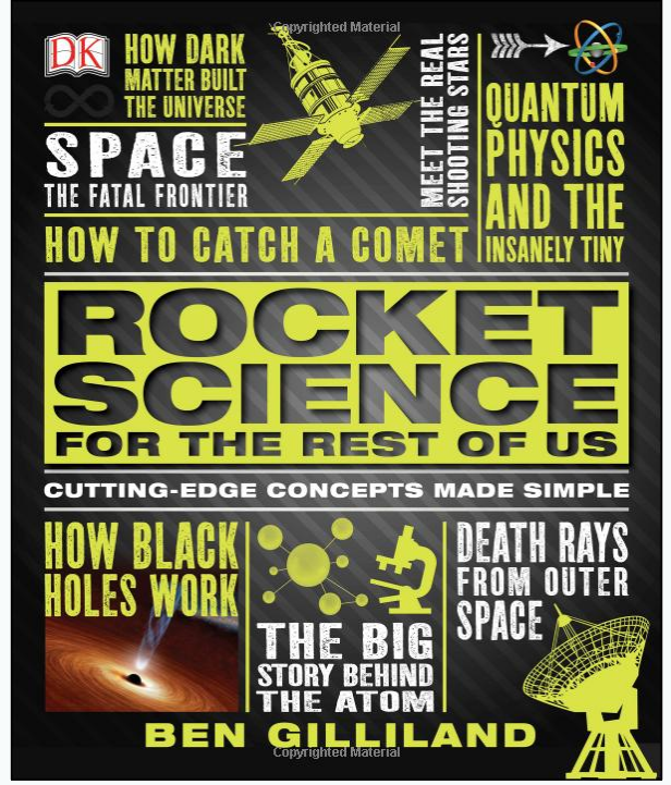 Rocket Science for the Rest of Us  Good Nonfiction Books for 7th Graders to Read