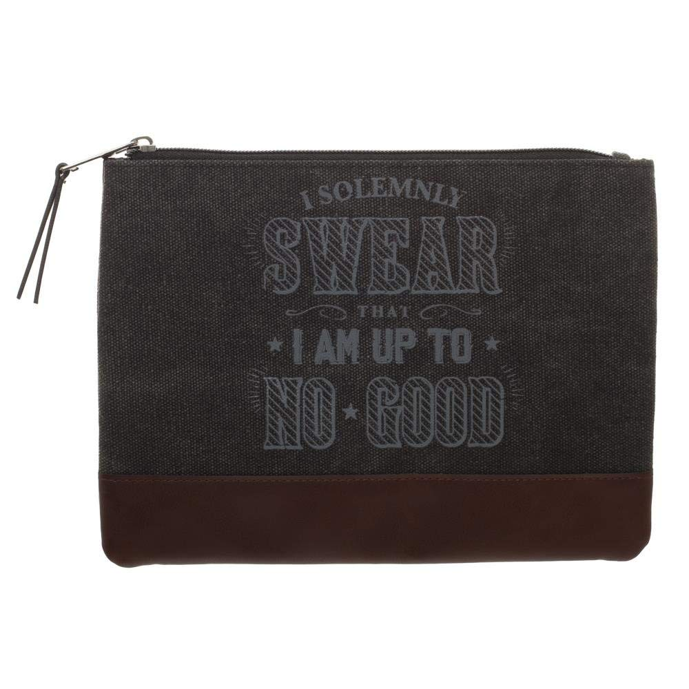 Harry Potter Pencil Case Harry Potter School Supplies - Harry Potter Accessories I Solemnly Swear That I Am Up To No Good Marauders Map Pencil Case