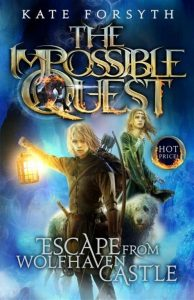 Impossible Quest 18 Outstanding Usborne Books for Middle School Tweens