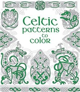 celtic patterns to color 18 Outstanding Usborne Books for Middle School Tweens