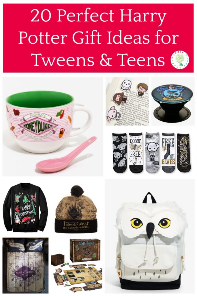 Christmas Gifts For Tweens 2018.20 Perfect Harry Potter Gift Ideas For Tweens Teens