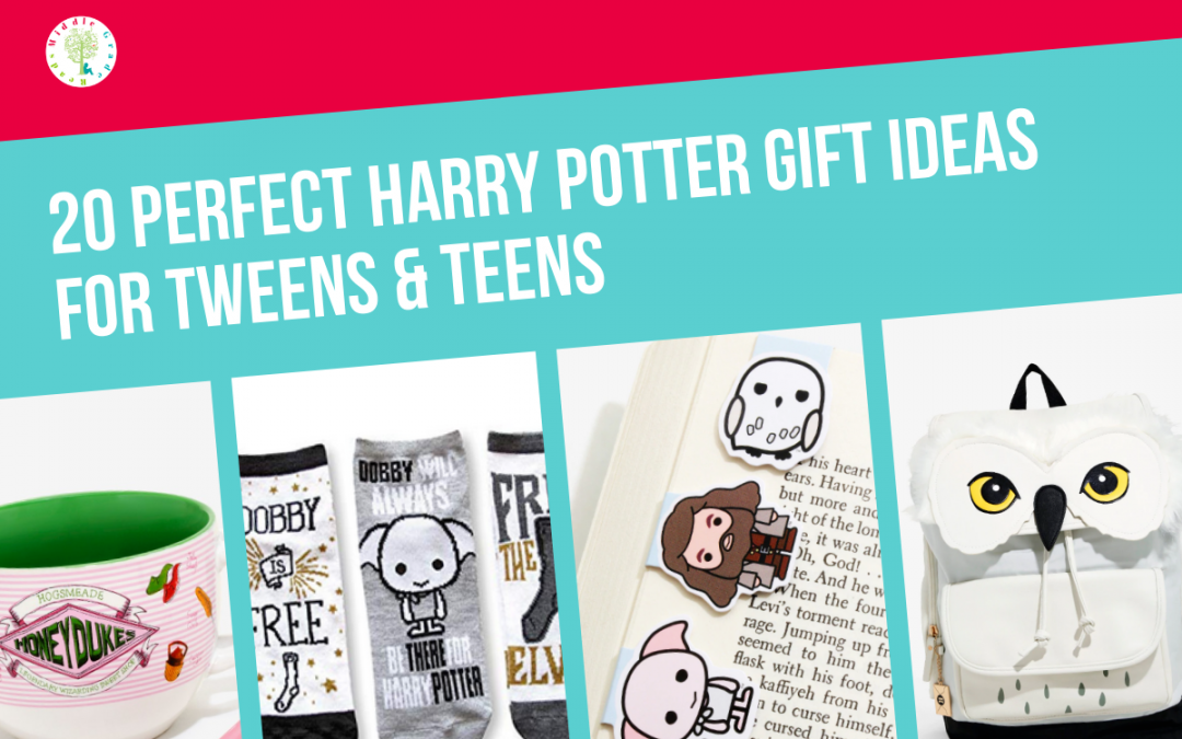 20 Perfect Harry Potter Gift Ideas for Tweens & Teens