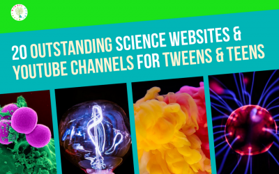 20 Awesome Online Resources to Get Your Kids Into Science